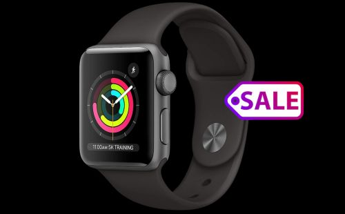 Deals: Apple Watch Series 3 Available From $169 in Latest Amazon Sale