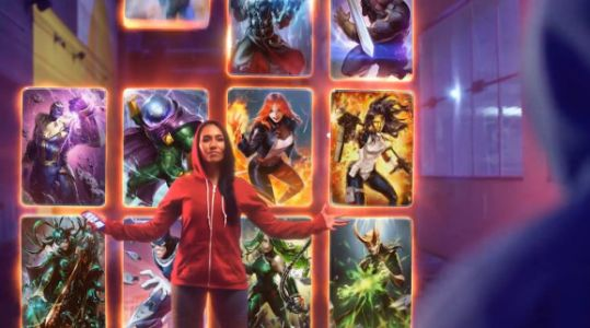 Nexon reveals Marvel Battle Lines mobile card game