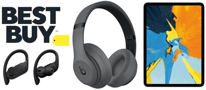 Deals: Best Buy's Latest Apple Sale Has Low Prices on Beats Headphones and iPad Pro