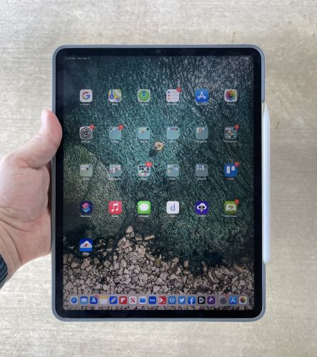 So Apple HAS Thought About Making Even Larger iPad Pros