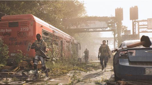 After Anthem, The Division 2 shows Bioware how to make a looter shooter