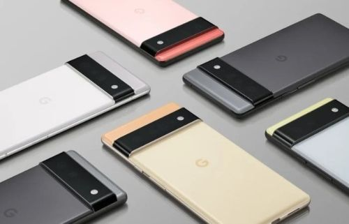 Google Pixel 6 rumored to retail for $599