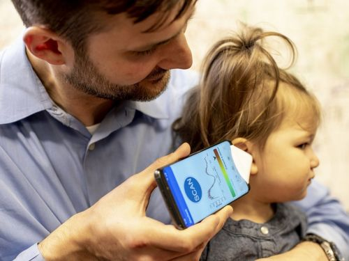 Smartphone App Can Help Diagnose Ear Infections Using A Paper Cone