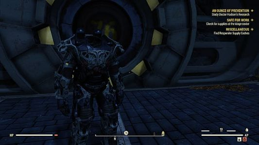 Fallout 76 Guide: Power Armor Tips for the Early Game