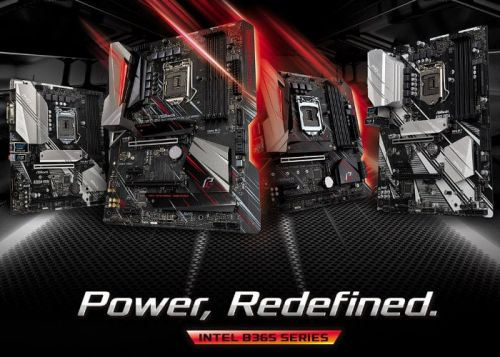 ASRock Intel B365 motherboard introduced