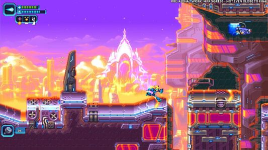 Batterystaple Games' Chris King Talks 30XX and Building for the Future