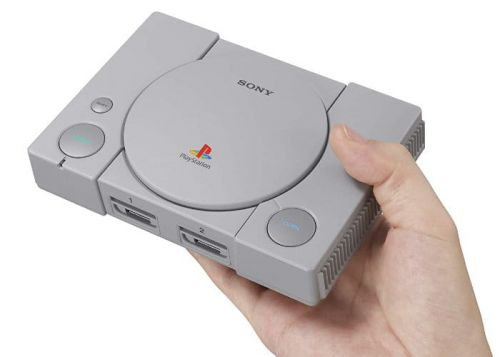 New Sony PlayStation Classic gets taken apart