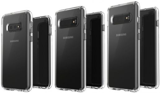 Renders Of Samsung Galaxy S10E, S10, S10+ Leaked