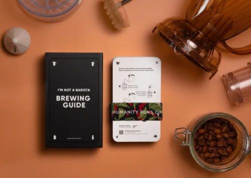 Learn the secrets of brewing delicious coffee with the Brewing Guide