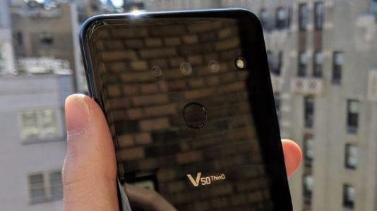 Sprint will launch 5G on May 31 in 4 cities with LG V50 and HTC 5G Hub