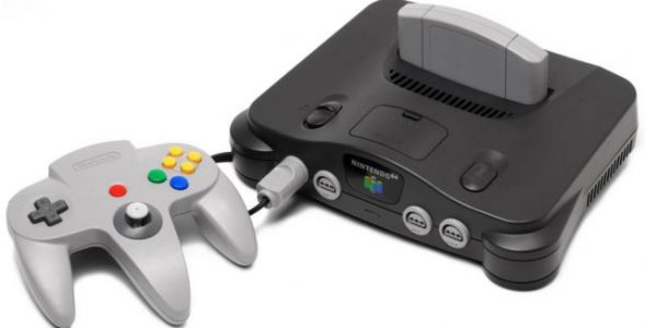 Nintendo Patent Hints At N64 Classic