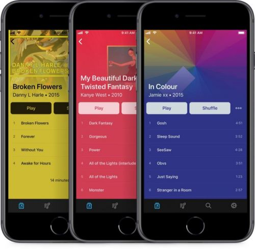 'Doppler' Music Player Now Lets Users Import Tracks From Safari and Edit Album Info