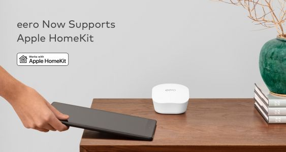 Eero Mesh WiFi Routers Gain HomeKit Support