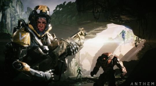 NPD: Anthem was BioWare's second best launch ever