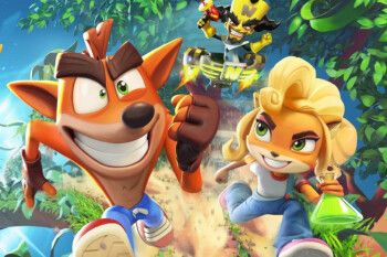 Activision brings Crash Bandicoot to mobile