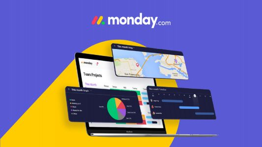 Monday.com - the work management platform that is customizable for your needs