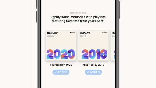 Apple Music subscribers once again criticize 'Replay' retrospective feature
