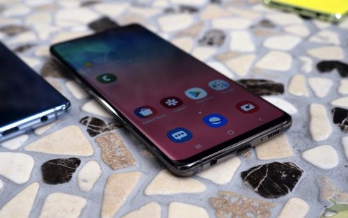 Galaxy S10 5G facial recognition is problematic after last update