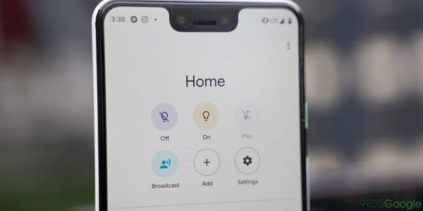 Google Home app updated with Cast shortcut on Now Playing screen