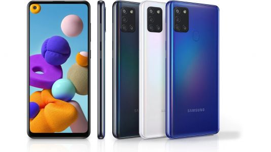 Samsung Galaxy A22 mid-ranger design revealed in new case leaks