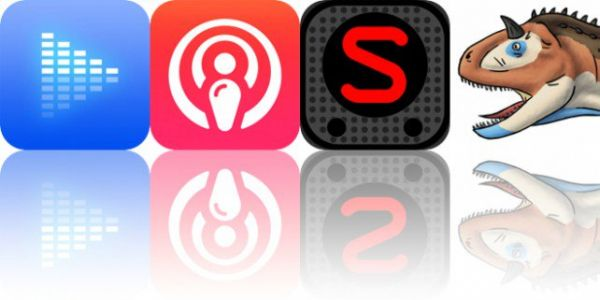 Today's Apps Gone Free: LeechTunes, PodCruncher, SomaFM and More