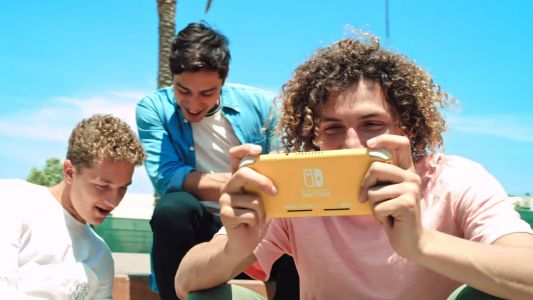 Nintendo Switch Lite confirmed to have smaller battery than original model