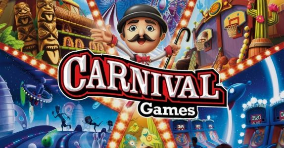 Carnival Games for Nintendo Switch review: A festival of mini-games