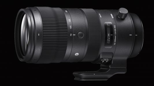 Sigma announces the official release of its 70-200mm f/2.8 DG OS HSM Sport lens