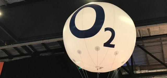 O2 tests light-based wireless transmission ahead of 5G tests