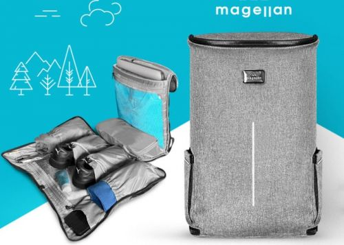 Magellan Archiver Backpack keeps all your essentials within easy reach from $79