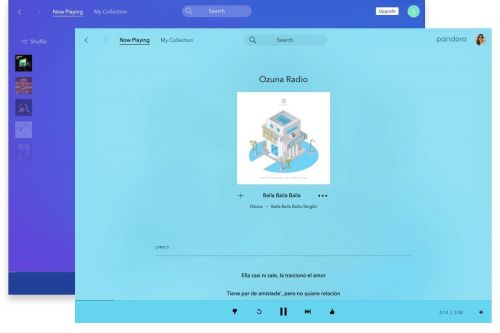 Pandora Launches A Standalone Desktop App For Music Streaming
