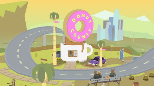 Donut County falls onto Switch and Xbox One on December 18