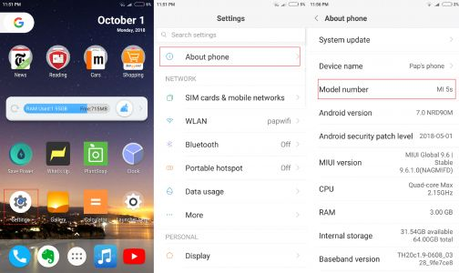 How To Find Exactly Which Android Phone Model You Have
