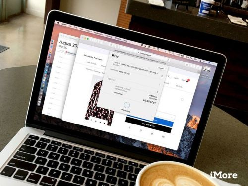 Use your new MacBook Pro for Apple Pay purchases - here's how to set it up!