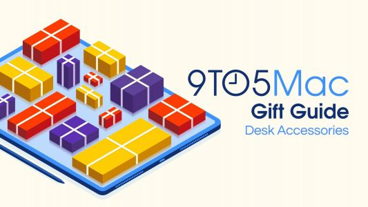 9to5Mac Gift Guide: Desk Accessories picks for any Apple user