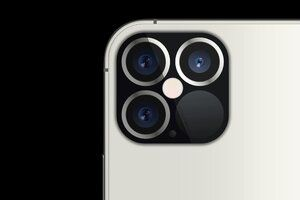 Major iPhone 12 Pro 5G leak reveals new camera design and LiDAR scanner