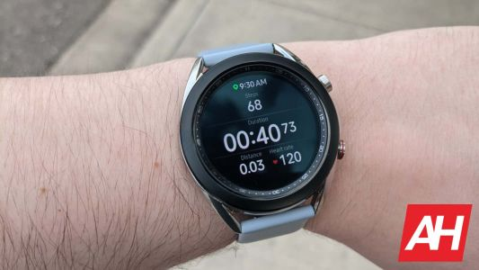 Galaxy Watch 4 & Watch Active 4 Smartwatch Sizes Confirmed