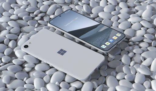 Microsoft Surface Solo Concept Shows Smartphone Alternative To Surface Duo