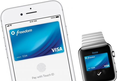 Apple Pay to Be Available in 60% of U.S. Retail Locations by End of 2018
