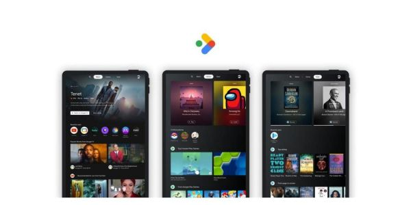 Google's new Entertainment Space for tablets builds on Android TV development