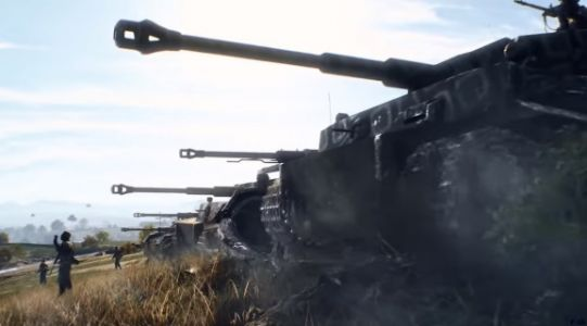 Battlefield V's new Panzerstorm map lets the tanks loose