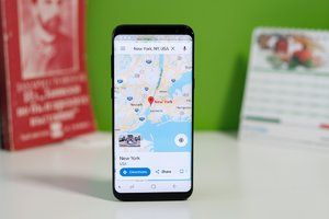 Google Maps adds real-time info to its convenient EV charging station search feature