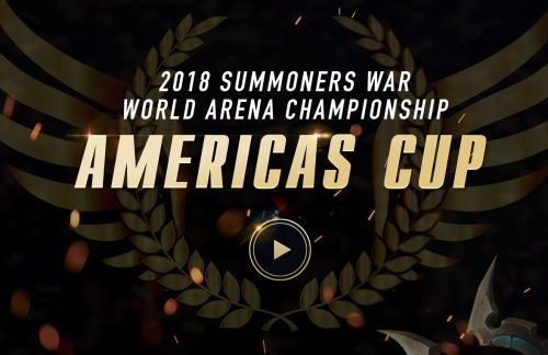 Com2us Announces the 2018 'Summoners War' World Arena Championship Americas Cup