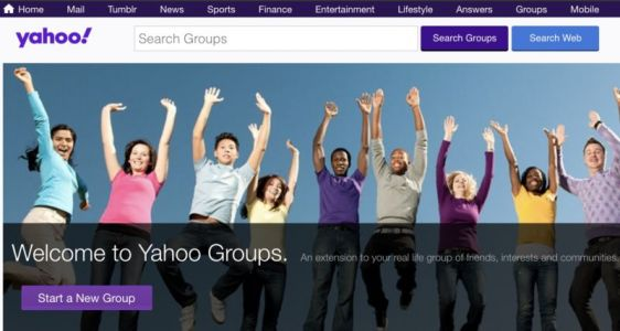 Verizon reportedly blocks archivists from Yahoo Groups days before deletion