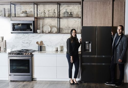 Samsung shows off its 2019 Connected Kitchen