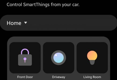 Nest products, Android Auto, get SmartThings integration