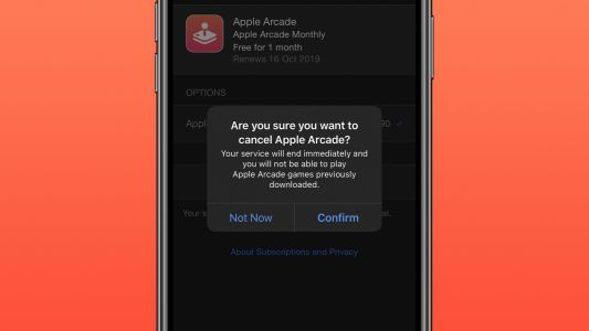 Here's how to cancel Apple Arcade before being charged after the trial period