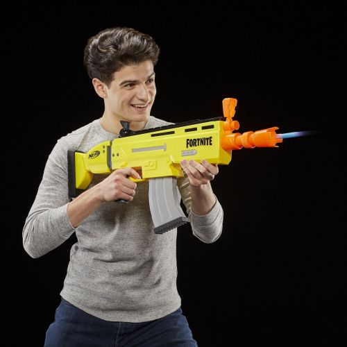 Nerf's Fortnite Guns Will Be Launched Next Month