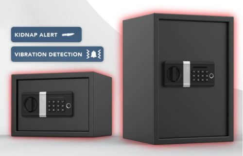 Forfend Internet of Things safe box with app and more