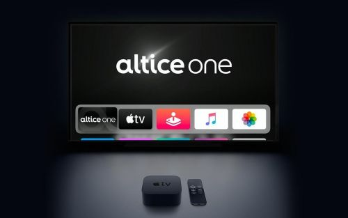 Altice USA Brings its Cable TV Experience to Apple TV